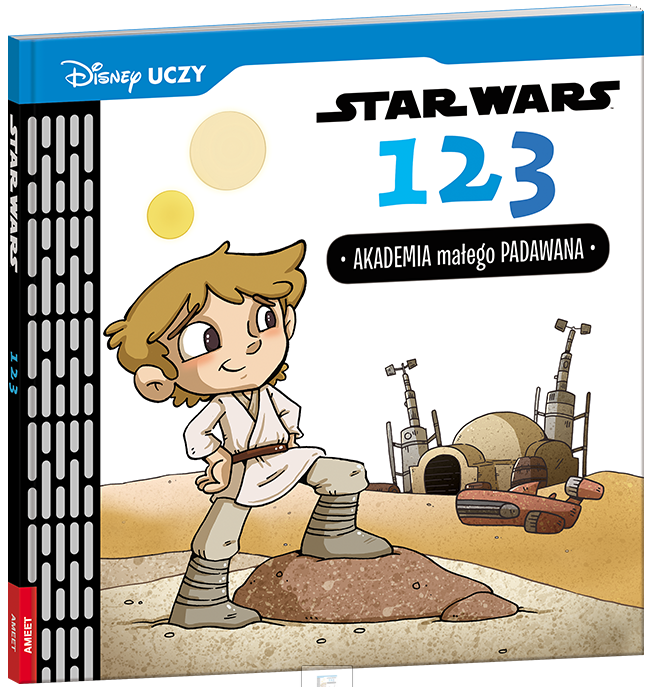 DISNEY UCZY. STAR WARS™ 1,2,3